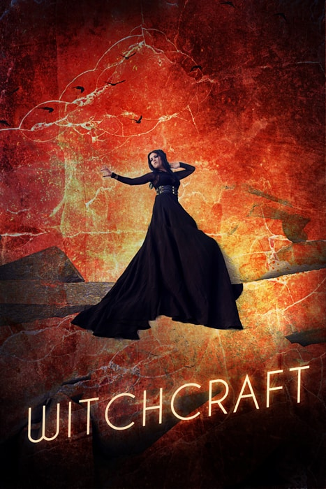 Witch Craft Book Cover : Witchcraft the book cover designer