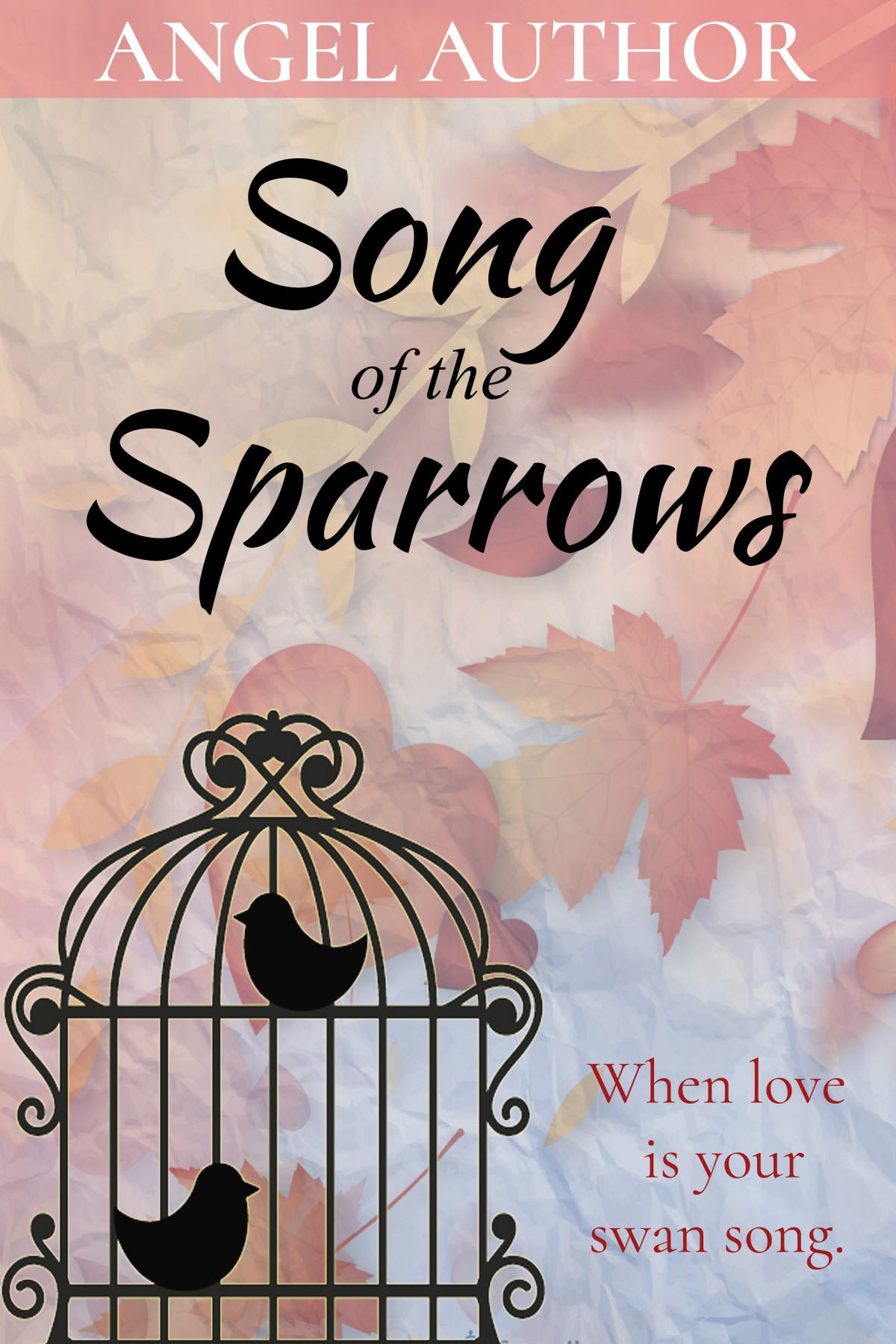 Music Book Cover Design ~ Song of the sparrows book cover designer