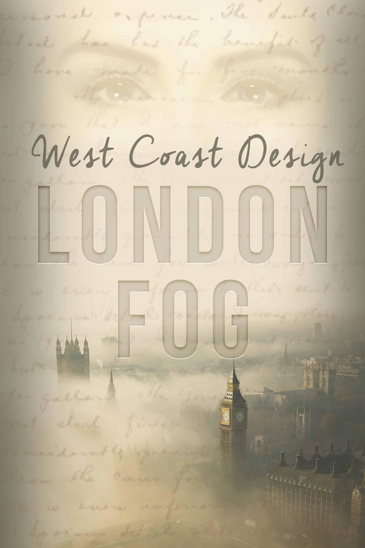 Book Cover Design London : London fog the book cover designer