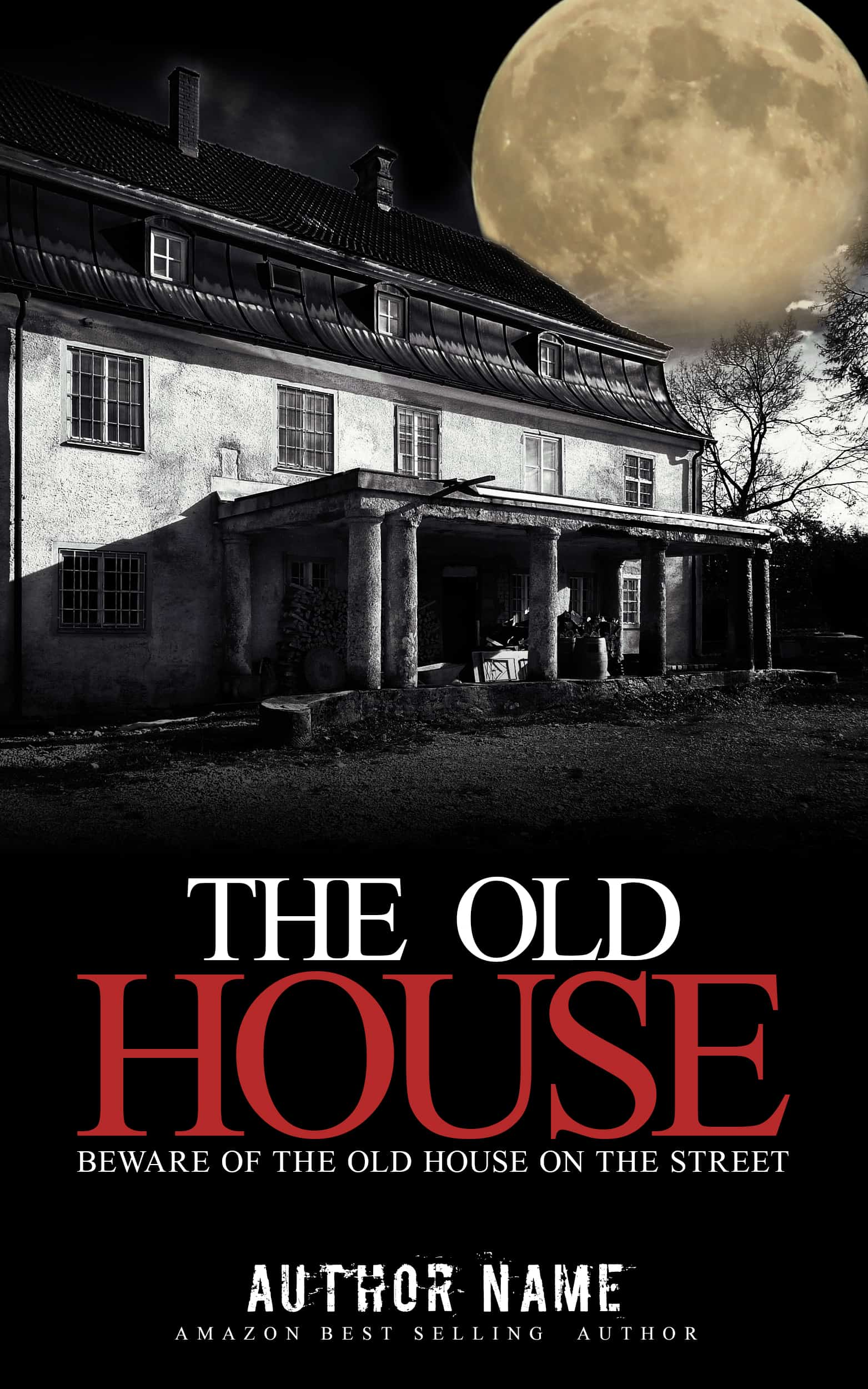 The old house the book cover designer for Classic house books