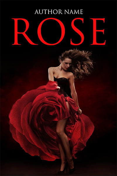 Book Cover Forros S : Rose love the book cover designer