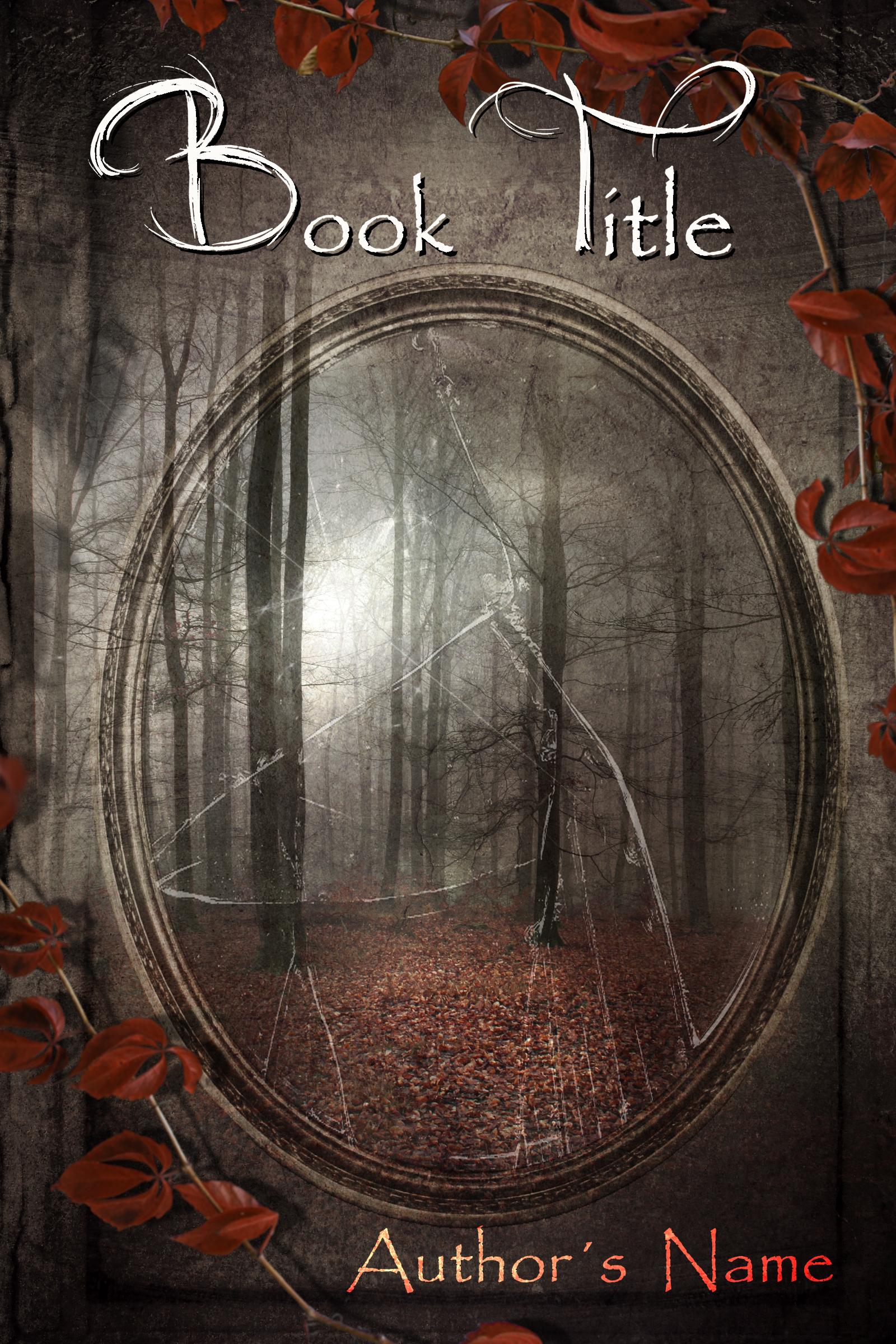 Autumn mirror the book cover designer for Mirror books