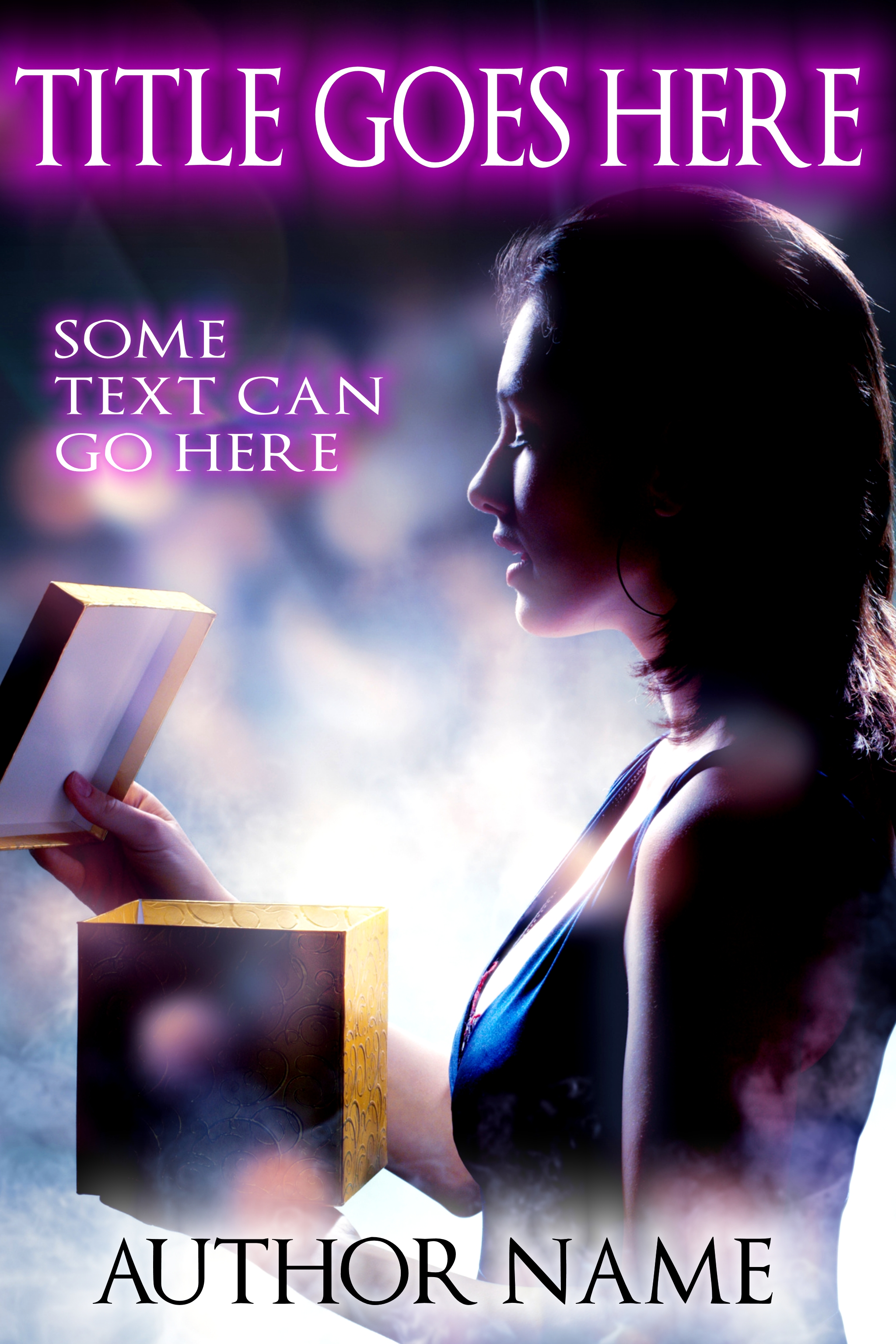 Mystery Book Cover Design ~ Mystery of the box book cover designer