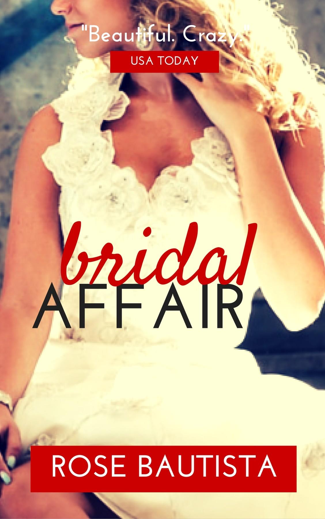 Love Affair Book Cover ~ Bridal affair the book cover designer