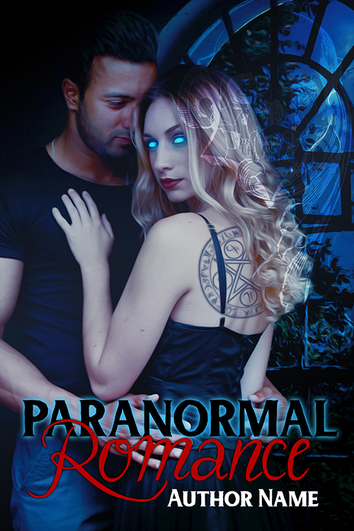 Paranormal Romance Book Covers : Paranormal romance the book cover designer