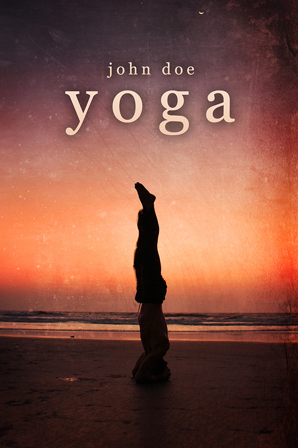 Book Cover Layout Yoga : Yoga the book cover designer