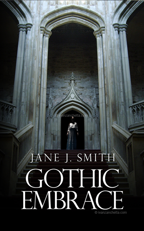 Book Cover Design Horror ~ Gothic embrace the book cover designer
