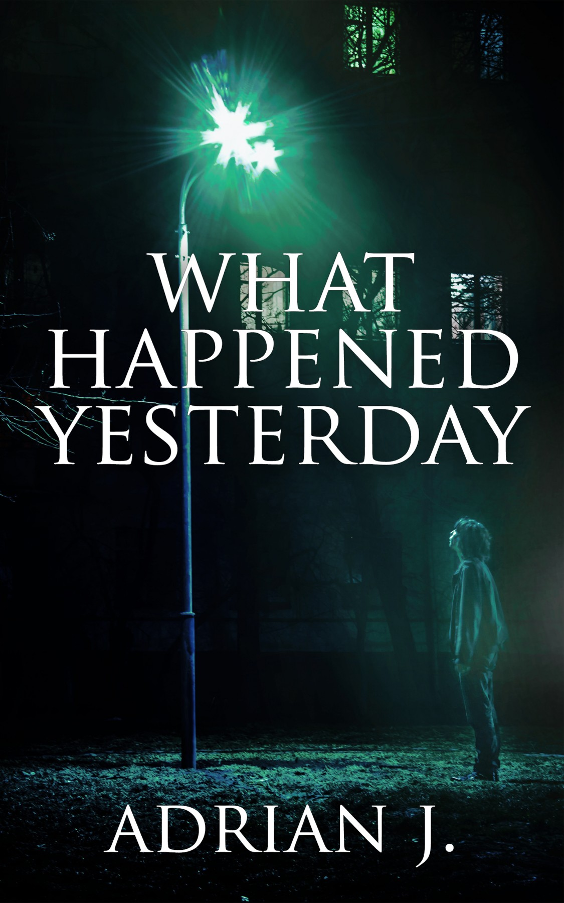 66df05154c1d2 What Happened Yesterday - The Book Cover Designer