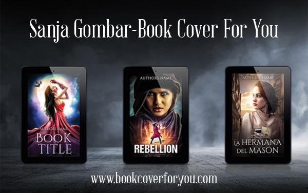 sanja gombar book cover designer