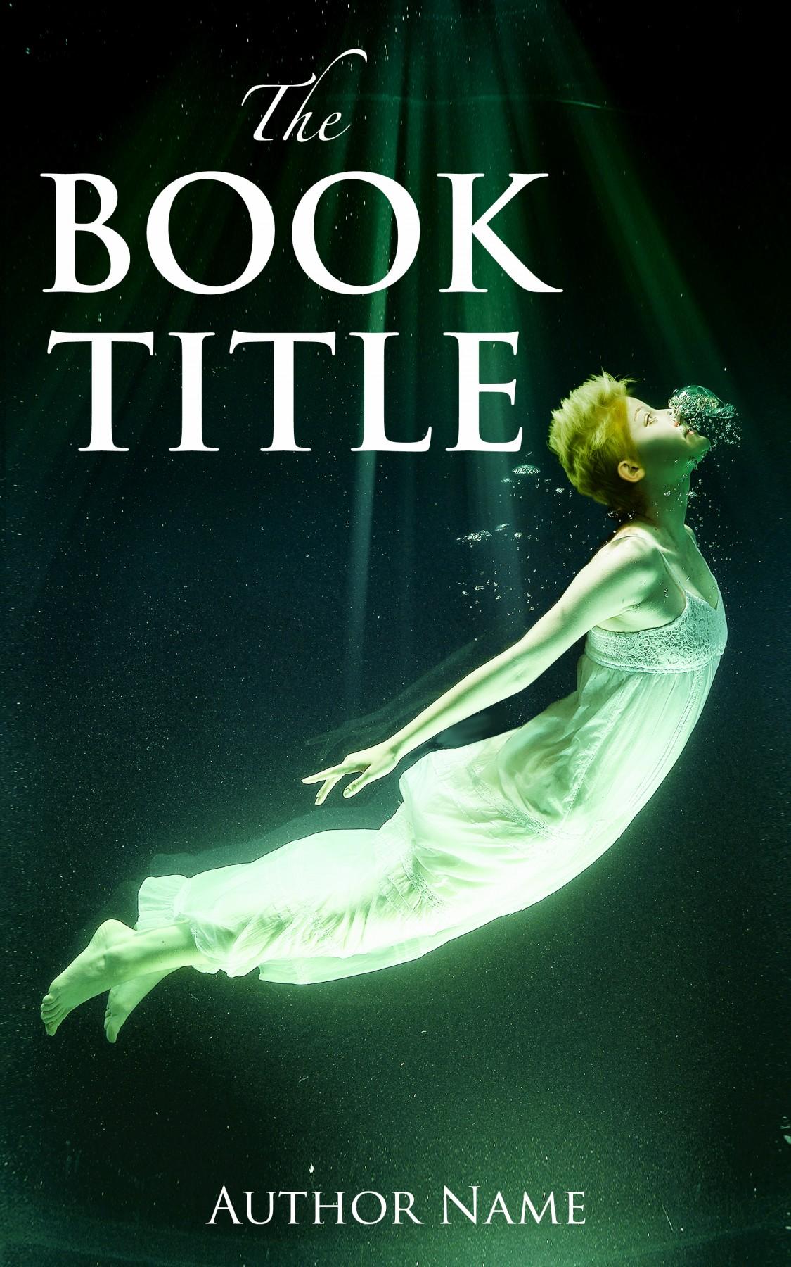 Book Cover Design For Girls : The strange girl book cover designer
