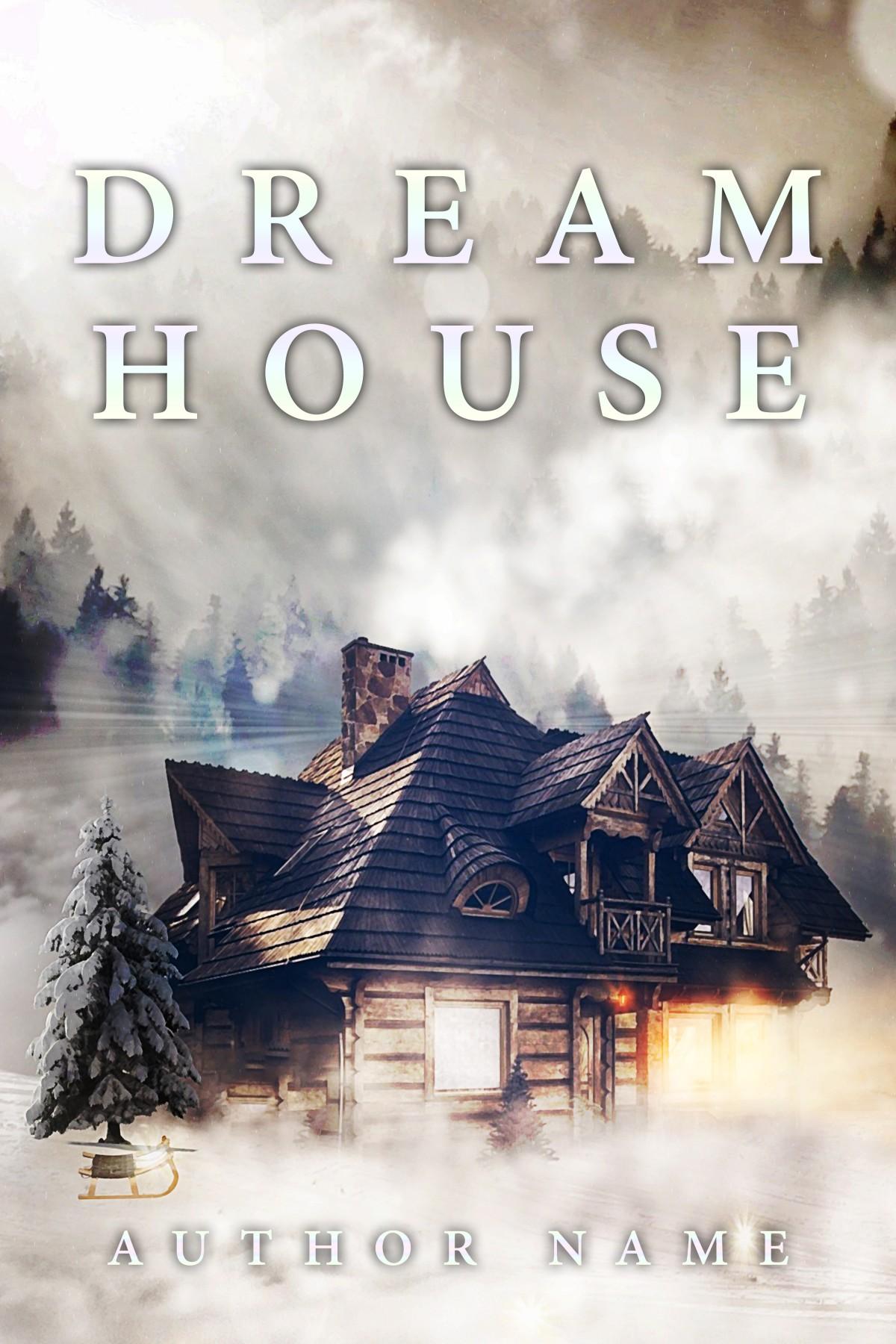 Dream house the book cover designer for Dream house creator