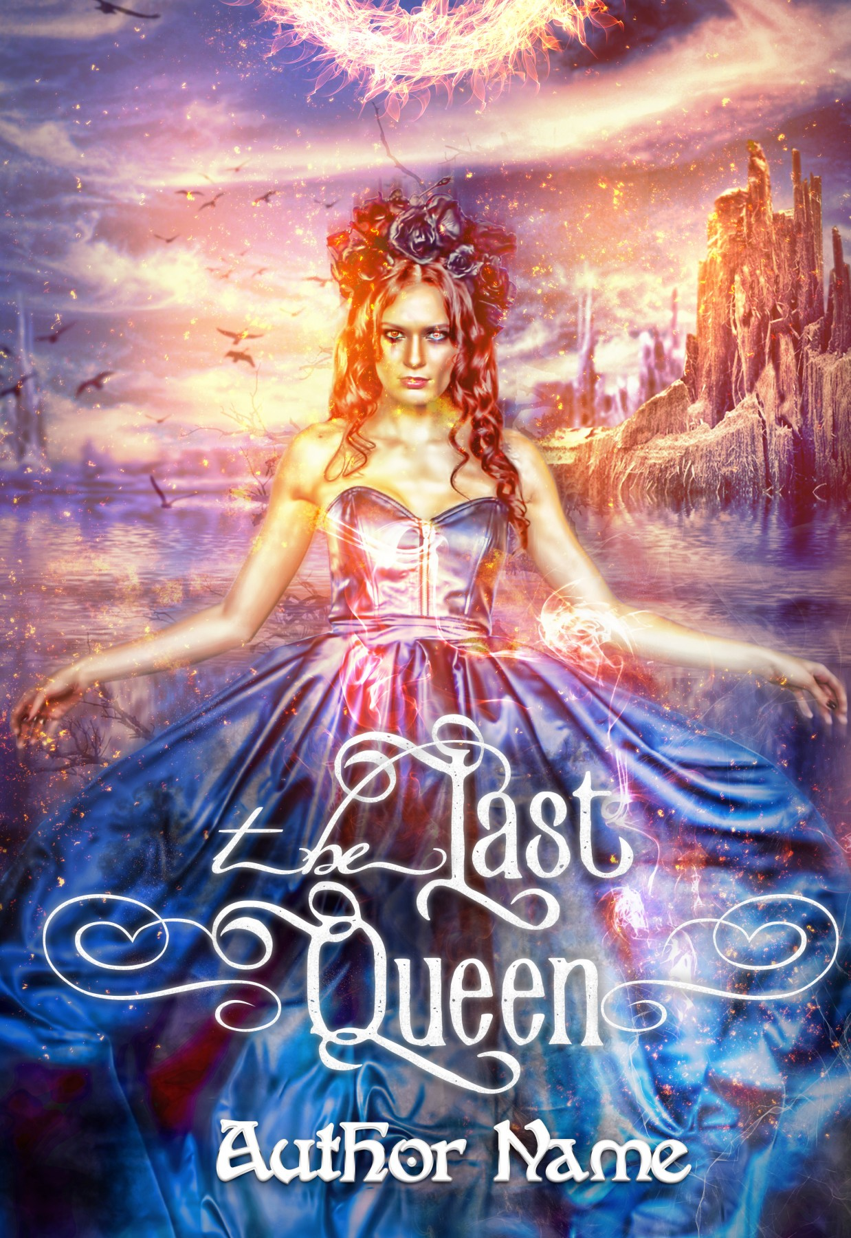 Pretty Book Cover Queen : The last queen book cover designer