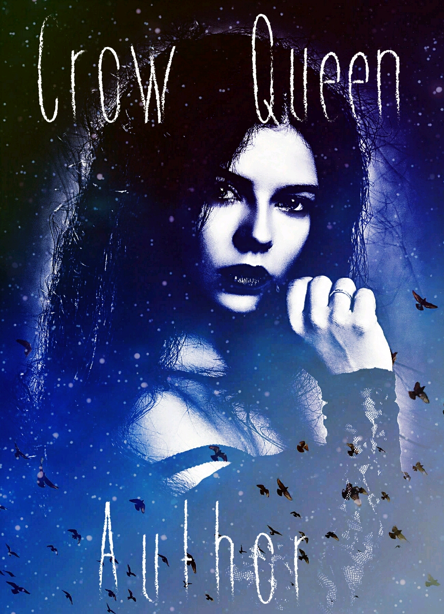 Pretty Book Cover Queen : Crow queen the book cover designer