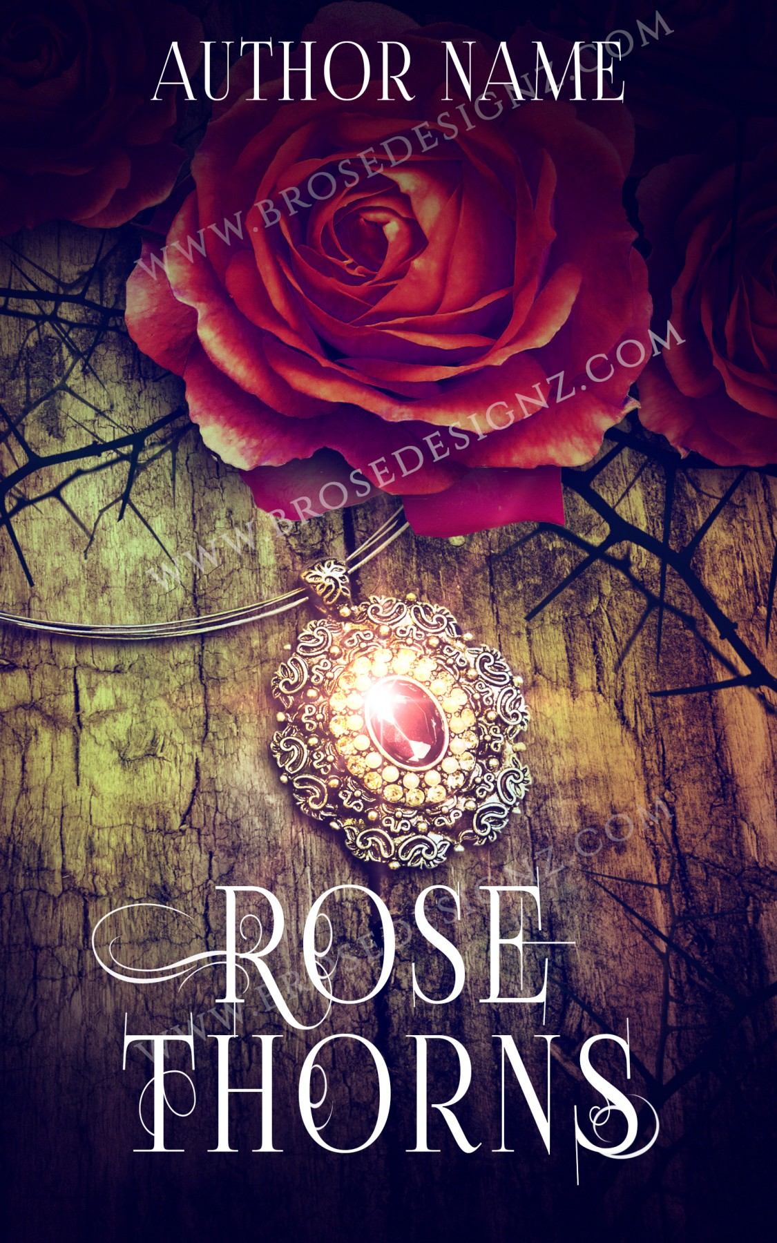 Book Cover Forros S : Rose thorns the book cover designer