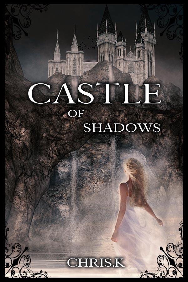 How To Make A Book Of Shadows Cover : Castle of shadows the book cover designer