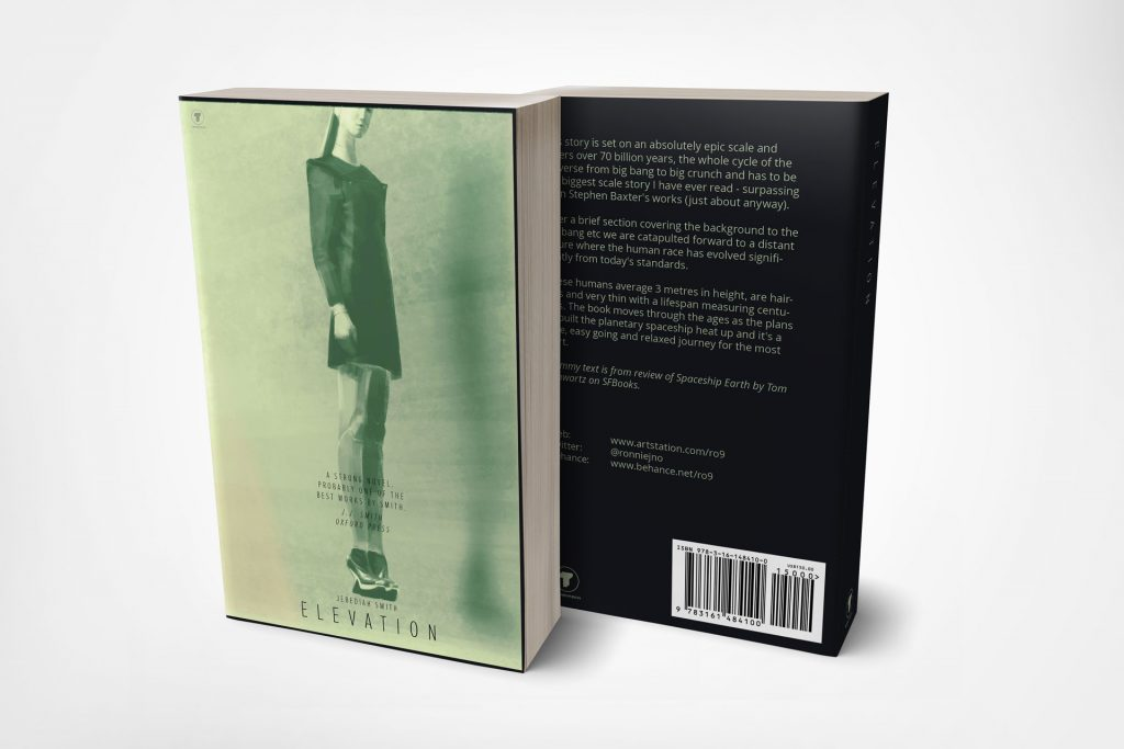 Dummy 5x8 inch softcover