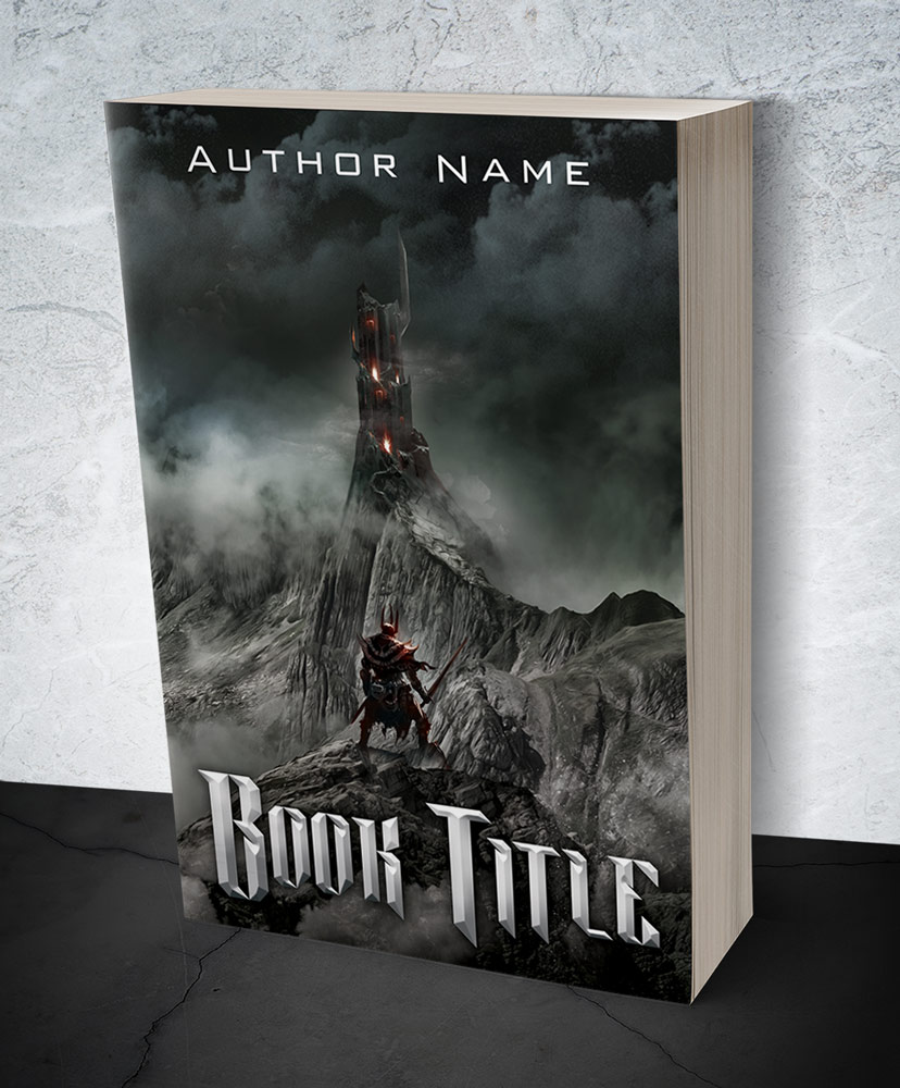 Obsidian Tower - The Book Cover Designer