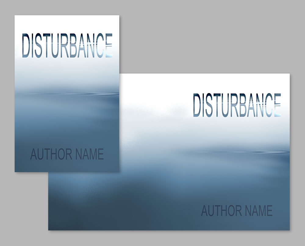 pre-made book cover suitable for multiple genres, including sci-fi, thriller, suspense, mystery, non-fiction